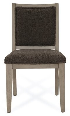 Hadlock Upholstered Dining Chair (Set of 2) Gracie Oaks
