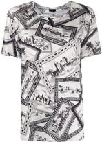 Joseph printed T-shirt