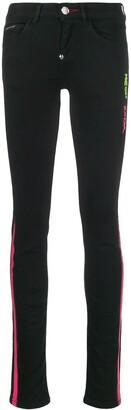 Philipp Plein Gothic skinny jeans
