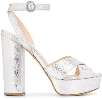 P.A.R.O.S.H. Cathy platform sandals