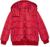 Gucci Children's bees stars padded jacket