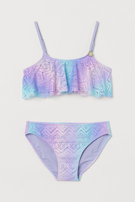 H&M Lace-patterned Bikini
