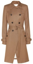 Veronica Beard Hutton Drapey trench coat