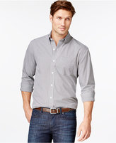 Cutter & Buck Men's Gingham Button-Down Shirt