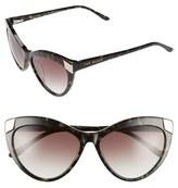 Ted Baker 57mm Cat Eye Sunglasses