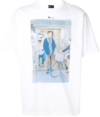 Kolor printed T-shirt