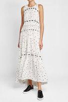 3.1 Phillip Lim Printed Silk Maxi Dress