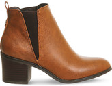 Office Lexi faux-leather chelsea boots