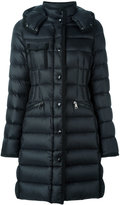 Moncler 'Hermine' long padded coat