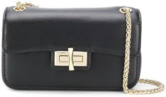 DKNY Jojo leather crossbody bag