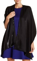 Cejon Satin Wrap Shawl
