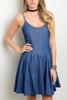 Lulu Blue Denim Dress