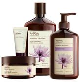 Ahava Lotus and Chestnut Mineral Moment Set- 92.00 Value