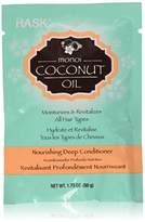 Hask Monoi Coconut Oil Nourishing Conditioning Treatment Packet, 1.75 Ounce