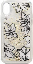 Vera Bradley Falling Flowers iPhone X Case