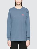 Stussy Basic L/S T-Shirt