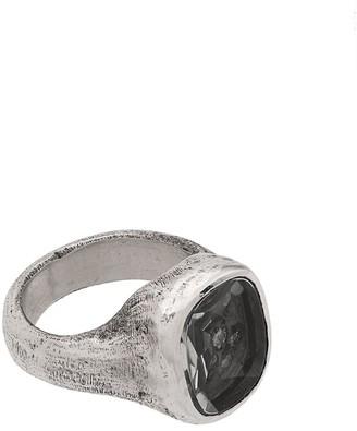 Tobias Wistisen large stone ring