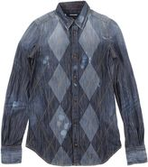 DSQUARED2 Denim shirts