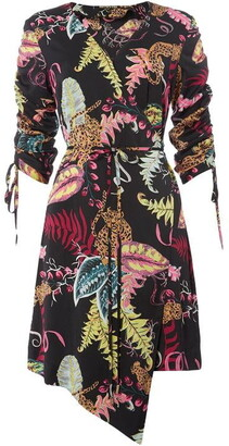 Biba Jungle Print Dress