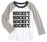 Chaser Hockey Graphic T-Shirt (Toddler Boys & Little Boys)