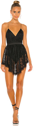 For Love & Lemons Quinn Party Dress