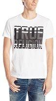 True Religion Men's High Class Fade Tee