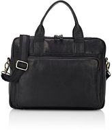 Barneys New York MEN'S DOUBLE-HANDLE LARGE BRIEFCASE