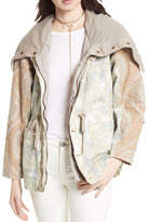 Free People Tie Dyed Jacket