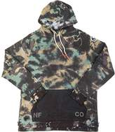 Neff Men's Grimes Hoodie Sweatshirt