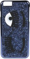 Chiara Ferragni Blue 'flirting' Iphone 6 Plus Case
