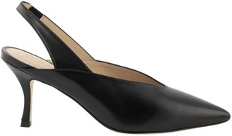 Stuart Weitzman The Avianna Pump 75 Black