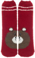 PJ Salvage Kid's Fun Socks Bear