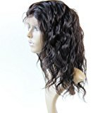 """Full Lace Wigs 12"""" top chinese Hair 100% Remy Human Hair Wig Body Wave #2 trademark:hairpr"""