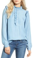 BP Women's Ruffle Blouse