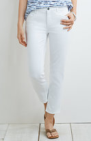 J. Jill Smooth-Fit Cropped Jeans