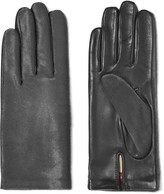 Agnelle Calf hair and leather gloves