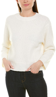 Vince Boucle Wool Sweater