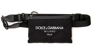 Dolce & Gabbana Logo Waist Bag