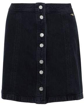 + Bella Freud Nashville Denim Mini Skirt