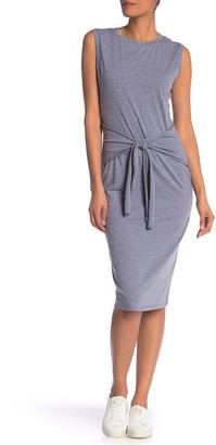 Susina Sleeveless Tie Waist Dress