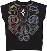 Marcelo Burlon County of Milan OCTOPUS-GRAPHIC T-SHIRT-BLACK SIZE 10
