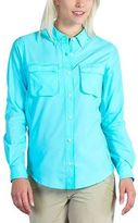 Exofficio Air Strip Shirt - Long-Sleeve - Women's