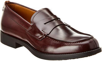 Burberry Leather Loafer
