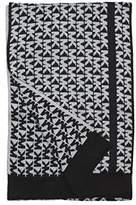 Michael Kors Logo Signature Women's Knit Scarf