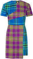 House of Holland Tartan Dress