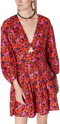 Derek Lam 10 Crosby Talia Mini Dress