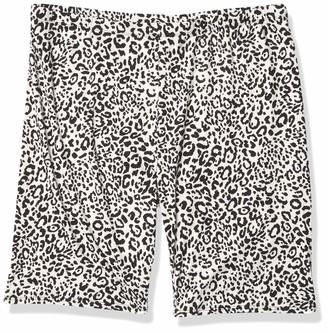 Forever 21 Women's Plus Size Jaguar Biker Shorts