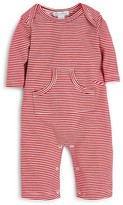 Kissy Kissy Infant Unisex Essential Stripe Coverall - Sizes 0-9 Months