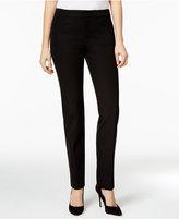 Charter Club Bi-Stretch Slim-Leg Pants, Only at Macy's