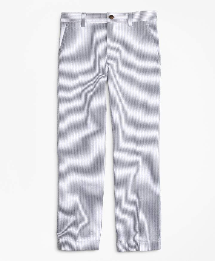 Brooks Brothers Boys Seersucker Pants